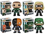 Funko POP Arrow 4 Pack Set *PREORDER*