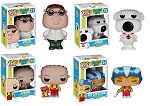 Funko POP Family Guy 4 Pack Set *PREORDER*