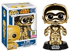 Star Wars Metallic C-3PO