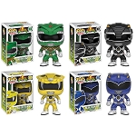 Power Rangers 4 Pack