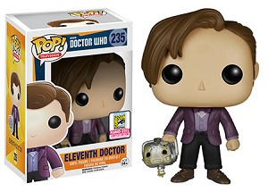 Doctor Who - Eleventh Doctor with Cyberman Head